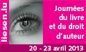Journées du livre et du droit d'auteur 2013